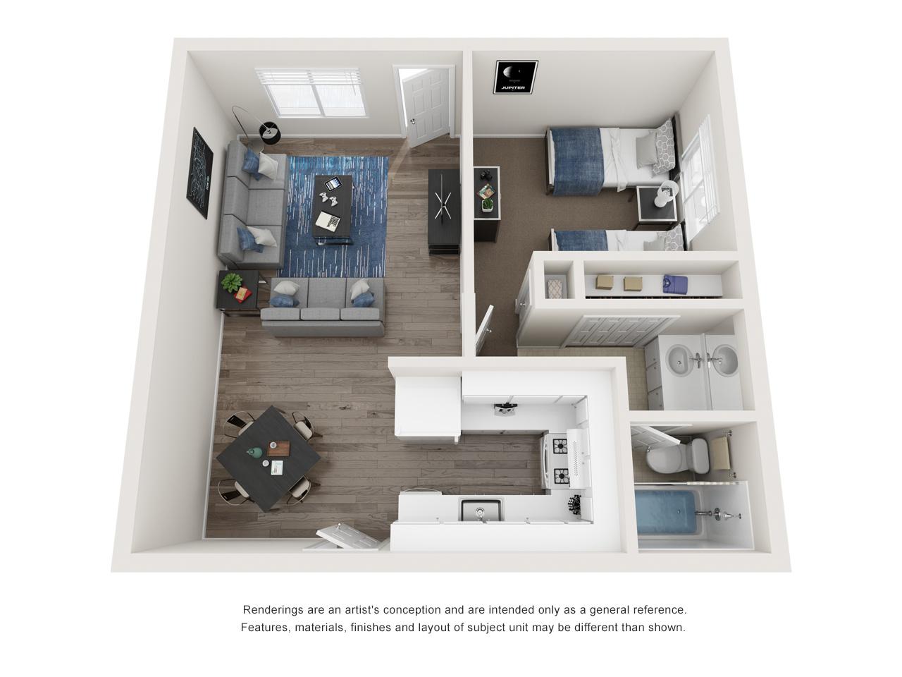 onebedroom-scottsdale-apartment