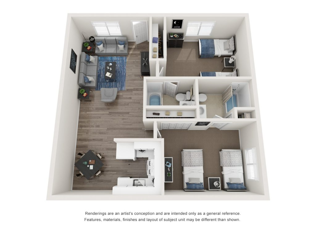 twobedroom-scottsdale-apartmnet